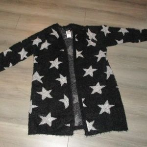 NWT Torrid Star supersoft Cardigan 3x